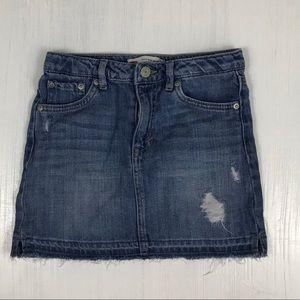 ❤️ Levi's High Rise Jean Denim Skirt | Size 10